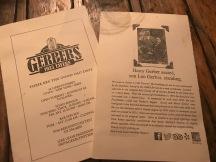 Gerbers Menu 2