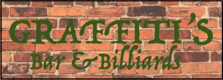 graffitis bar sign