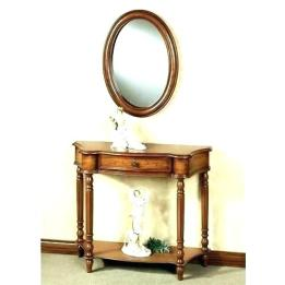 mirror-table-entry-way